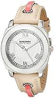 Sperry Top-Sider Women's 10009015 Summerlin Analog Display Japanese Quartz White Watch by Sperry Top-Sider Watches MFG Code