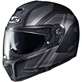hjc rpha modular - HJC Tanisk Men's RPHA 90 Modular Street Motorcycle Helmet - MC-5SF / Large