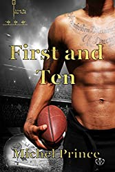 First and Ten (Love by the Yard Book 1)