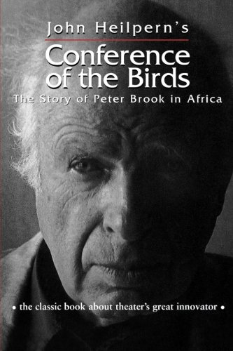 Conference of the Birds (Theatre Arts (Routledge Paperback))