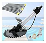 Stingray Inground Above Ground Swimming Pool Automatic Cleaner w/33' Vacuum Hose