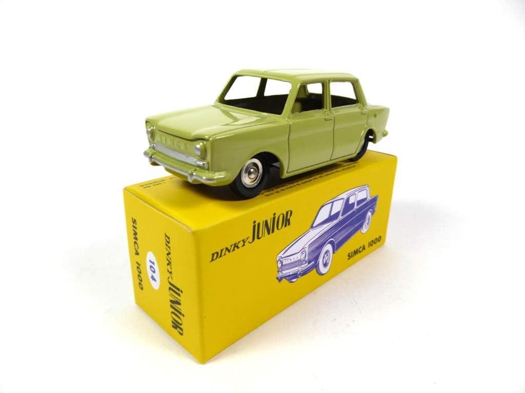 OPO 10 - Dinky Toys Atlas - Simca 1000 Junior 104 1:43 (MB307)