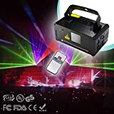 Sumger Professional New Remote DMX Light RGB Laser Stage Lighting DJ Party Show Light Projector Chrismas Laser Light