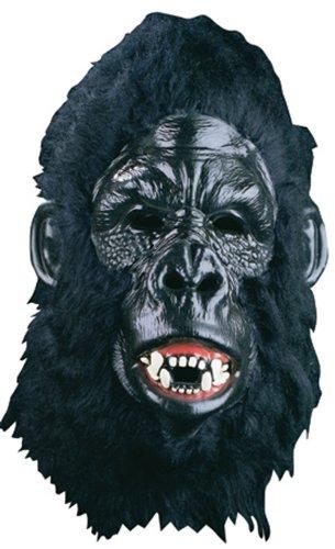 R67054/35 Gorilla Mask Full Overhead (Full Gorilla Suit)