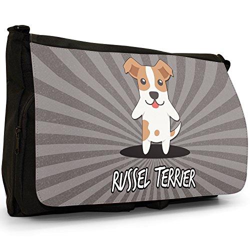 Pour Sac Russell Taille À Porter Snuggle A L'épaule Terrier L Jack Homme Fancy fEqtAxw