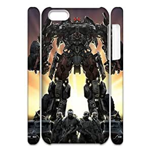 C-EUR Diy 3D Case Transformers for iPhone 5C by lolosakes