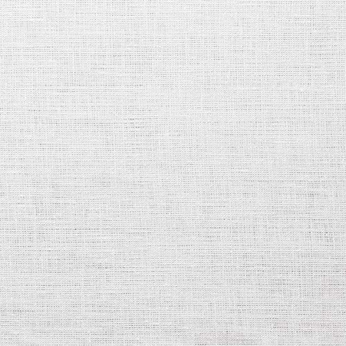 Solino Home Linen Table Runner - 14 x 72 inch, Crafted from 100% Pure European Flax - White, Athena by Solino Home (Image #1)
