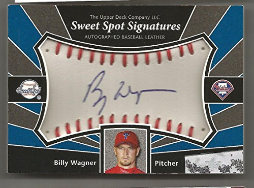 2004 Sweet Spot Baseball (2004 Sweet Spot Baseball Billy Wagner Sweet Spot Signatures Auto Card #)