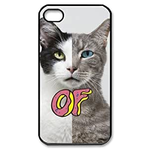 Odd Future DIY Cover Case for iPhone 4,4S, DIY Odd Future Cell Phone Case
