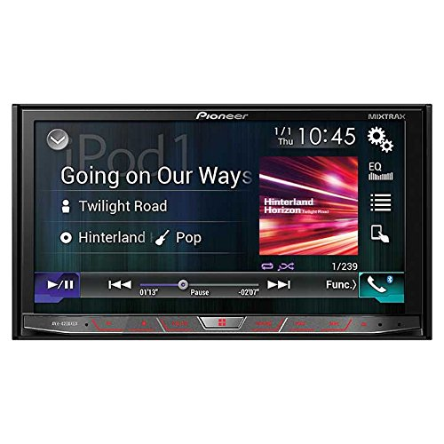 Pioneer AVH-4201NEX Double-DIN Multimedia DVD Car Stereo with 7'' WVGA Touchscreen Display with Android Auto/Apple Carplay/Backup Camera