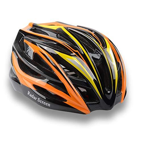 Radar Screen Bicycle Helmet Adult Bike Helmet for Men Women, CPSC Safety Certified