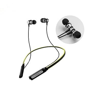 Banda para el cuello auriculares Bluetooth auriculares inalámbricos bolion activo cancelación de ruido Bluetooth Headset Bluetooth