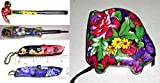Best Value Christmas Gift for Mother's Day Gift for Mom Ladies - 5 Piece Floral Flower Hand Tools Set - FREE TOOL BELT {jg} Great Gift for Grandma, Grandmother, Sister, Cousin, Friend, Gay, LGBTQ.