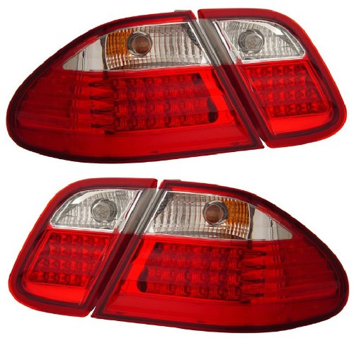 W208 Led Tail Lights in US - 4