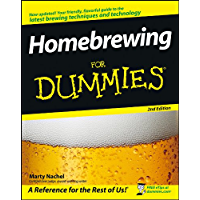 Homebrewing For Dummies (English Edition)
