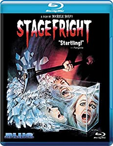 Cover Image for 'Stagefright'