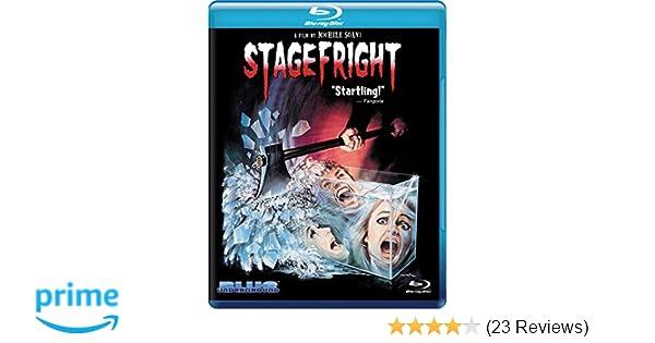 Amazon com: Stagefright: Aquarius [Blu-ray]: David Brandon, Barbara