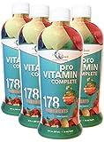 Pro Vitamin Complete Liquid Vitamin – 4-30 Oz Bottles For Sale