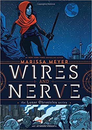 Wires and Nerve Marissa Meyer Free PDF Download, Read Ebook online