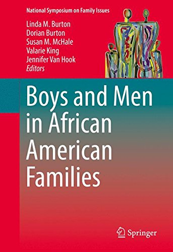 Search : Boys and Men in African American Families (National Symposium on Family Issues)