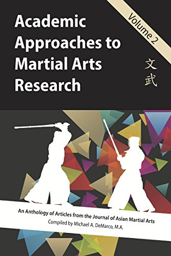 Academic  Approaches to  Martial Arts  Research, Vol. 2