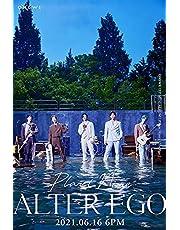 ONEWE PLANET NINE : ALTER EGO 1st Mini Album CD+1p FOLDED POSTER+136p Photo Book+Stamp Sticker+Photo Card+Unit Photo Card K-POP SEALED+TRACKING CODE