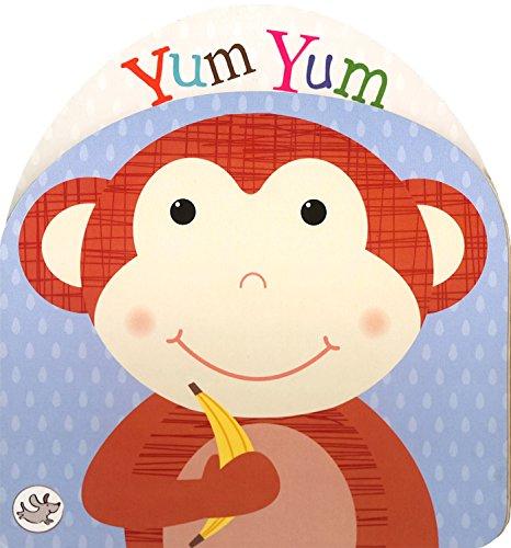Yum Yum (Little Learners) (Little Learners Shaped Foam Book) (Yum Baby Yum Gift)