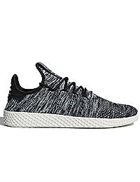 b20c5bc74 adidas Originals Pharrell Williams Tennis HU Pimeknit Shoe Men s Casual 5  Chalk White-Core Black