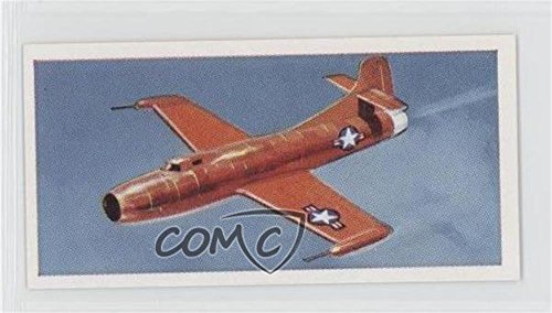 Douglas D-558-1 Skystreak (Trading Card) 1961 Lyons Tea Wings of Speed - Tea [Base] #14 (1 Speed Wing)