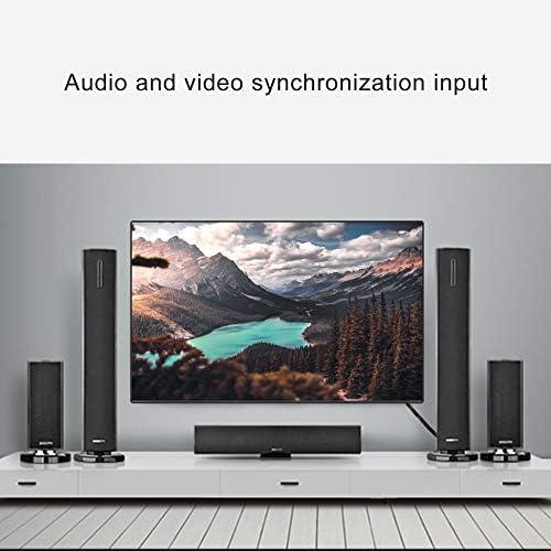 Hdmi 8K Cable HD Cable de Fibra Computadora Conexión de TV Monitor Cable de Audio y Video 3D Cable de Datos de Alambre de Cobre 60Hz: Amazon.es: Electrónica