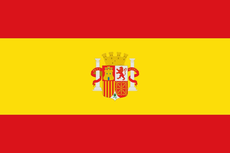 magFlags Bandera Large Bando Nacional Durante la Guerra Civil Española Entre 1936 y 1938 | Bandera Paisaje | 1.35m² | 90x150cm: Amazon.es: Jardín