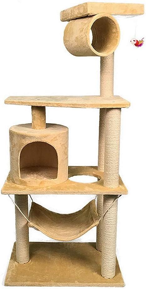 YAzNdom - Marco de Escalada para Gato, Juguete para Gatos: Amazon ...