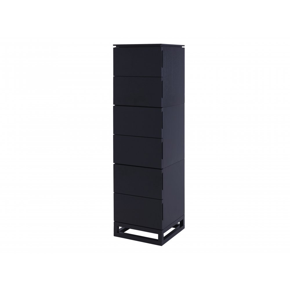 Gillmore Space Wenge Tall Chest of Drawers