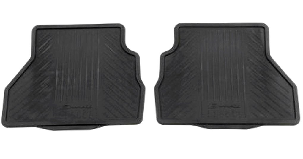 New Genuine Ford B-Max Rear Rubber Mats Set 1781386