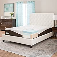 Simmons Beautyrest ComforPedic from BeautyRest 12-inch Queen-size Gel Memory Foam Mattress