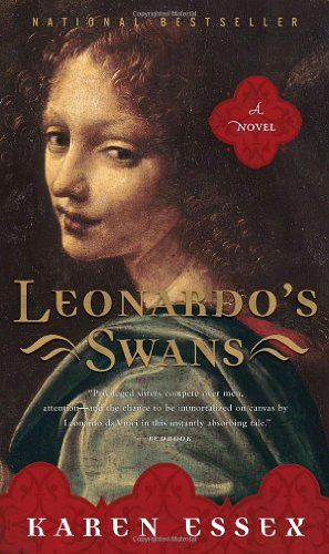 Book cover for Leonardo's Swans
