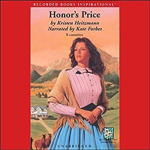 Honor's Price Audiobook