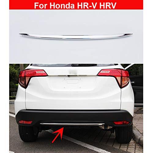 1PCS Rear Trunk Molding copertura Trim guarnire per HR-V HRV 2015/2016/2017/2018