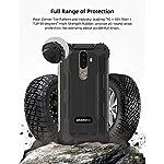Telephone Portable Incassable, DOOGEE S58 Pro Smartphone Débloqué 4G, 5.71 Pouces, Android 10.0, 6Go+64Go, 16MP+16MP… 8