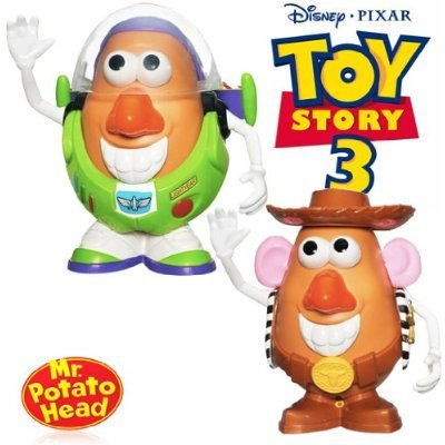 Disney Pixar Toy Story 3 Mr. Potato Head Play Set