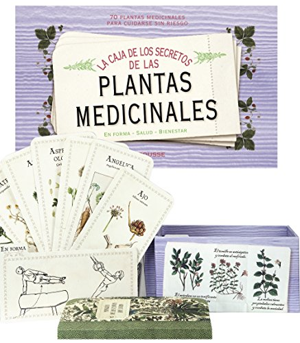 La caja de los secretos de las plantas medicinales / The box of the secrets of medicinal plants