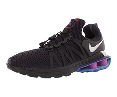 sale retailer 1f839 3a45e Amazon.com   Nike Mens Shox Gravity Running Shoes AR1999 (9.5 B(M) US,  Grand Purple vast Grey Black)   Basketball