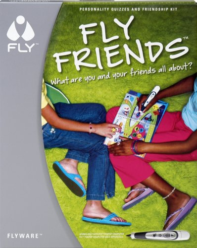 FLY Friends Personality Quizzes and Friendship Kit
