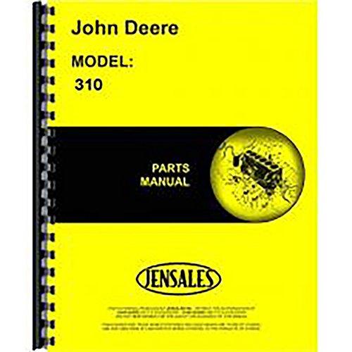 New John Deere 310 Tractor Loader Backhoe Parts ()