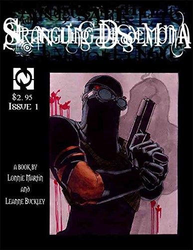 Strangling Desdemona #1 FN ; Ningen Manga comic book