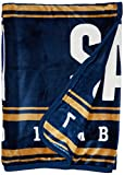 "Northwest NFL Stacked Silk Touch Throw, 60"" x 80"""