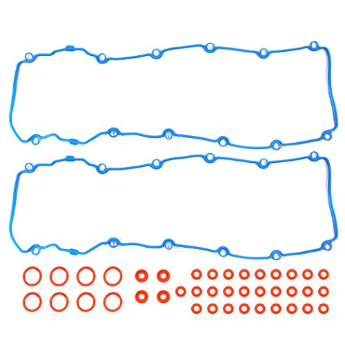 CNS EngineParts Fits 00-03 JAGUAR 4.0L (3996cc) DOHC V8, SUPERCHARGED BRAND NEW ENGINE VALVE COVER GASKET by CNS EngineParts