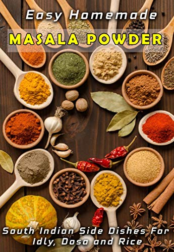 Easy Homemade Masala Powder