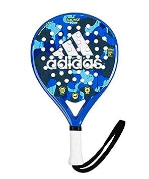 Pala de pádel de niños Ice War Junior Adidas padel: Amazon.es: Deportes y aire libre
