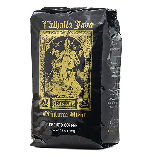 Review Valhalla Java Ground Coffee